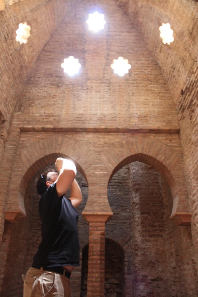 Jon in Granada